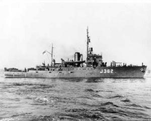 HMAS Junee (I)