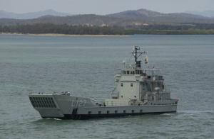 HMAS Brunei