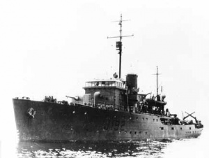 HMAS Kalgoorlie (I)