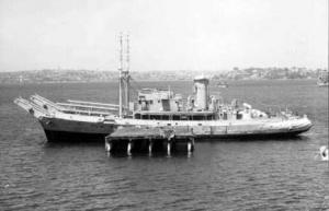 HMAS Kangaroo (I)