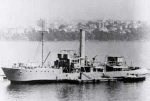 HMAS Kara Kara (I)