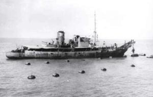 HMAS Karangi (I)