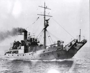 HMAS Kookaburra