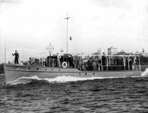HMAS Kuru