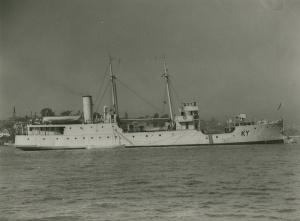 HMAS Kybra