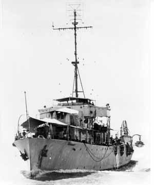 HMAS Lachlan
