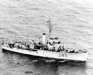HMAS Lismore