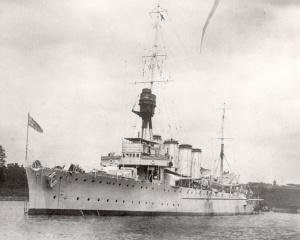 HMAS Melbourne (I)
