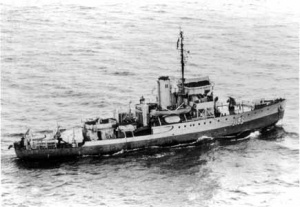 HMAS Maryborough (I)