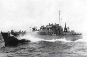 HMAS SDB 1323