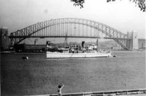 HMAS Moresby (I)