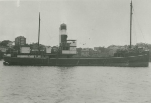 HMAS Narani