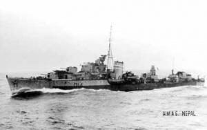HMAS Nepal