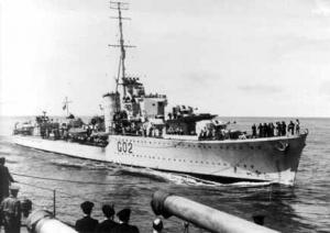 HMAS Nestor