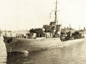 HMAS Nizam