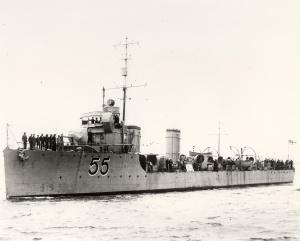 HMAS Parramatta (I)