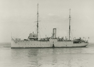 HMAS Platypus (I)