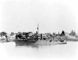 HMAS Parkes (I)