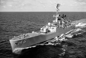 HMAS Parramatta (III)