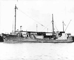 HMAS Patricia Cam