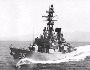 HMAS Perth (II)