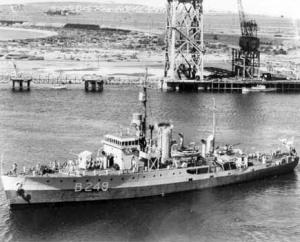 HMAS Pirie (I)