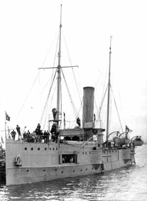 HMAS Protector (I)