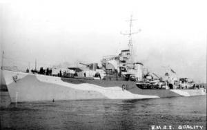 HMAS Quality