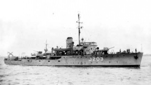 HMAS Rockhampton