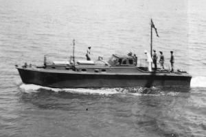 HMAS Larrakia (I)