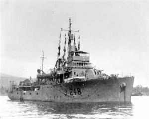 HMAS Shepparton (I)