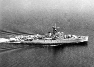 HMAS Shoalhaven (I)