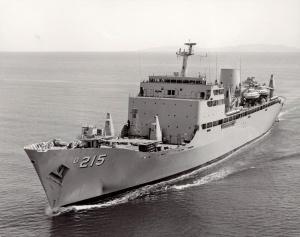 HMAS Stalwart (II)