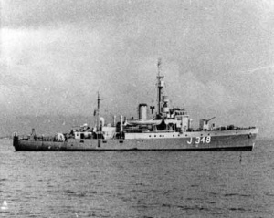 HMAS Stawell (I)