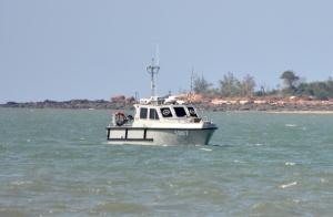 Survey Motor Boat Meda
