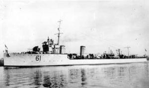 HMAS Swan (I)