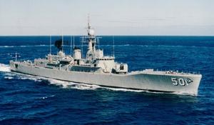 HMAS Swan (III)