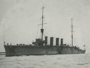 HMAS Sydney (I)