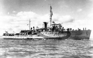 HMAS Tamworth
