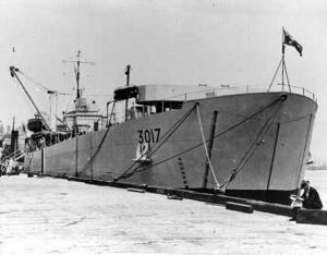 HMAS Tarakan (I)