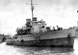 HMAS Toowoomba (I)