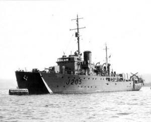 HMAS Townsville (I)