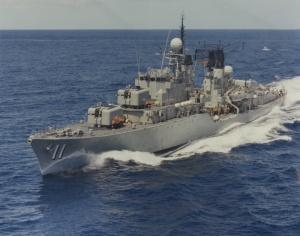 HMAS Vampire (II)