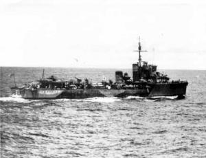 HMAS Vampire (I)