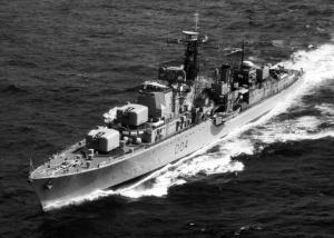 HMAS Voyager (II)