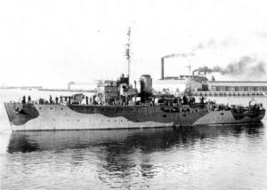 HMAS Wallaroo (I)