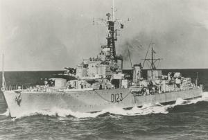 HMAS Warramunga (I)