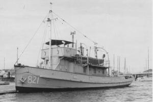 HMAS Warreen