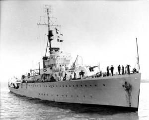 HMAS Warrego (II)