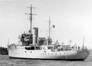 HMAS Warrnambool